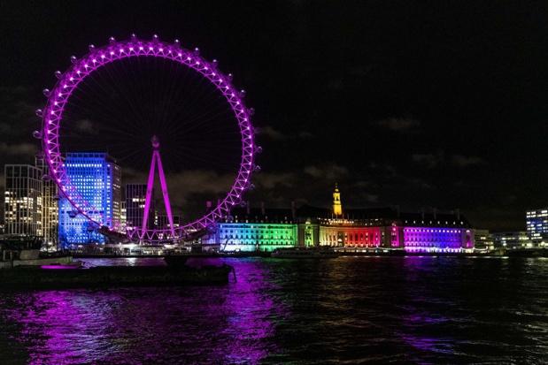 Après Coca Cola, Lastminute.com devient, en février 2020, le nouveau sponsor de l'emblématique London Eye - DR : LastMinute