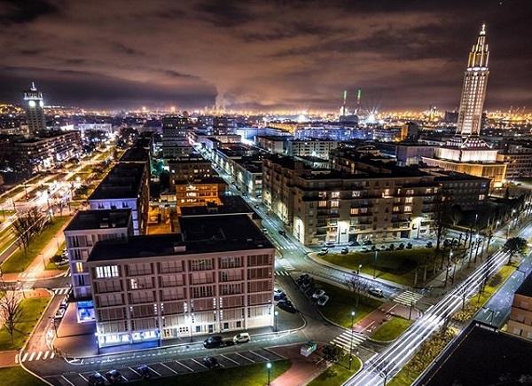 La ville du Havre est la championne des réservations sur Expedia lors du 4e trimestre 2019 - Crédit photo : Office de tourisme du Havre