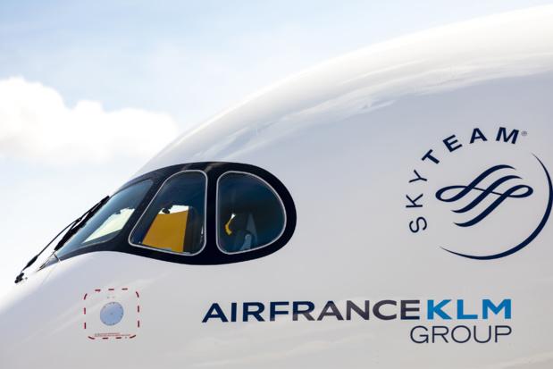 AF-KLM a transporté 104 millions de personnes en 2019, en hausse de 2,7% © Airbus SAS