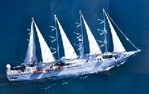 Windstar : plan de rénovation des Wind Surf, Wind Spirit et Wind Star