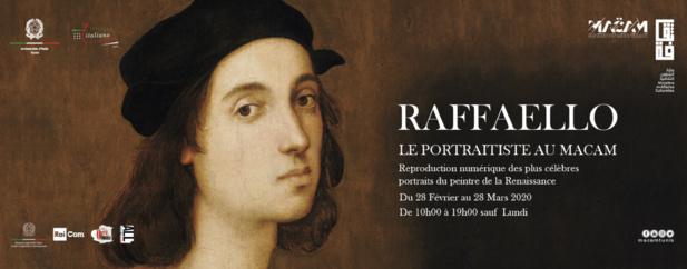« Raffaello, le portraitiste » : Expo numérique événement à la Cité de la Culture à Tunis