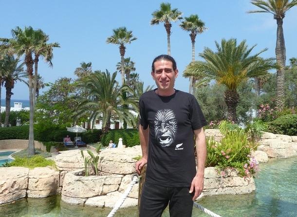 Laurent Sevian, à Chypre lors de la 4 convention Twimtravel - Photo M.S