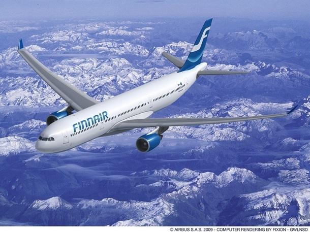 Finnair reprend ses rotations entre Nice et Helsinki - Photo DR