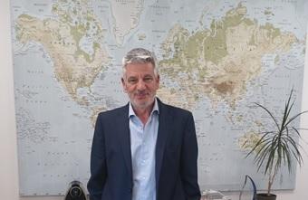 Yvon Peltanche a été élu président des EDV Centre-Ouest - DR