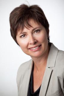 Anne Yannic est la nouvelle présidente du Groupe Cityvision - DR : E.Legouhy