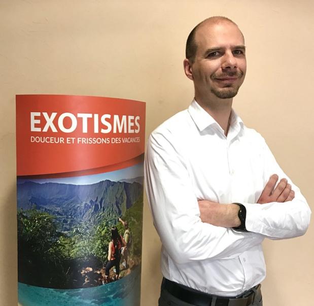 Thomas Marcq, responsable Recherche & Développement du tour-opérateur Exotismes. - DR : Exotismes