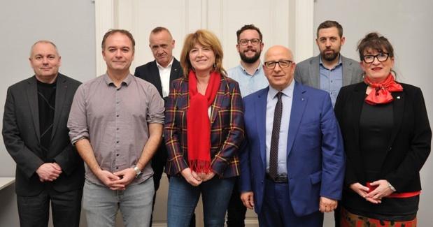 Michèle Kunegel remplace Gilles Kuster à la présidence des EDV Grand Est - Crédit photo : EDV Grand Est