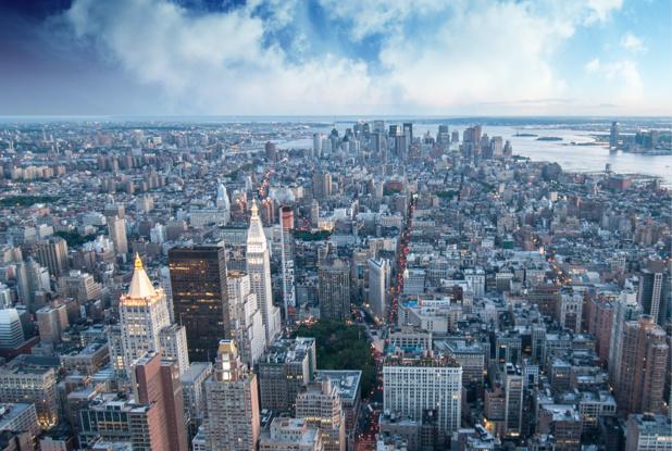 New-York est une destination toujours plus accessible, et cela se ressent sur les ventes de guides de voyages © jovannig