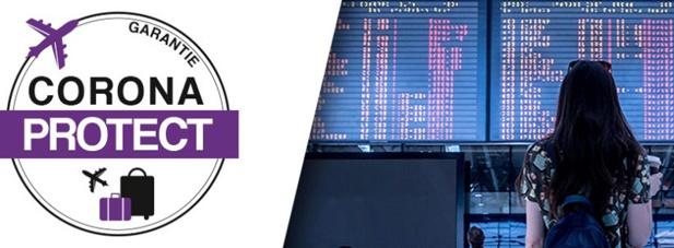 Resaneo lance une Garantie CoronaProtect, qui prévoit le remboursement des billets d'avion