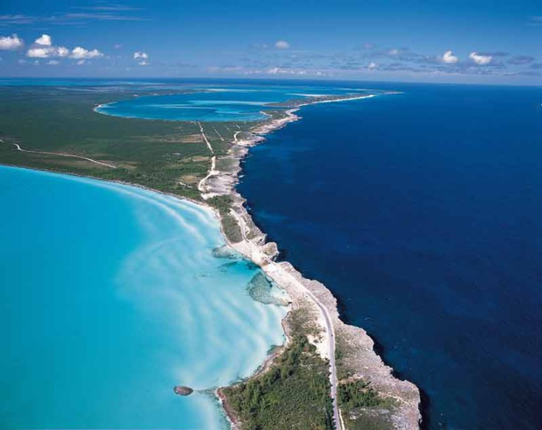 L'île d'Eleuthera aux Bahamas - Photo The Islands of The Bahamas