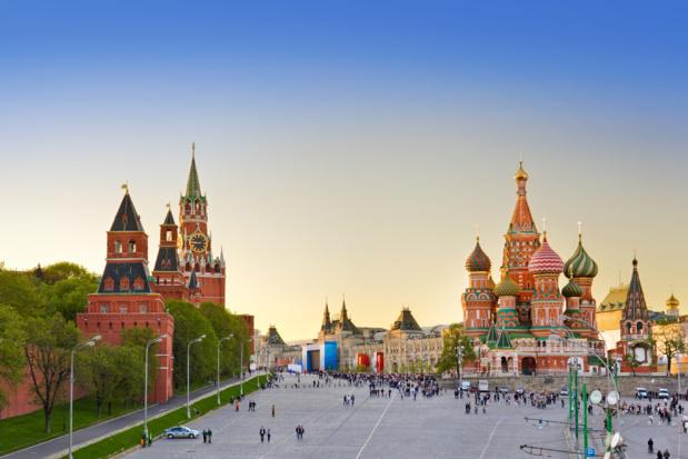 Va falloir patienter pour revoir les merveilles du Kremlin... /crédit DepositPhoto