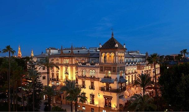 L'hôtel Afonso XIII rouvre ses portes le 4 juin 2012 - Photo DR