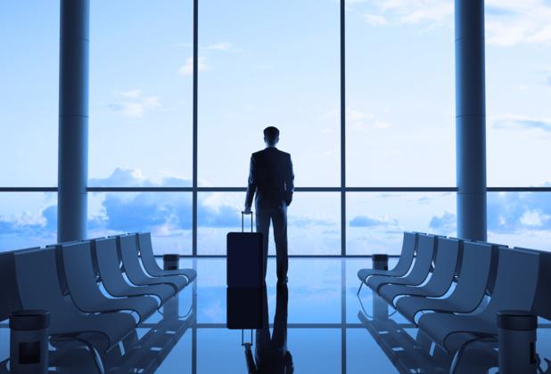 D'après le syndicat des Entreprises du voyages, les activités voyage d'affaires ont connu globalement une baisse de 50% sur le dernier mois - © peshkova DP
