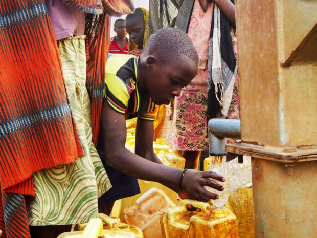 DR : CO2logic – Utilisation d'un puits d'eau potable