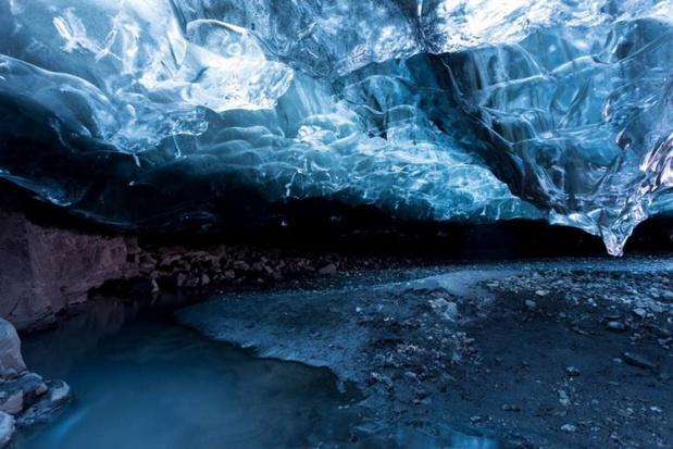 Vatnajökull en Islande permettra d'écouter le bruit du vent - Crédit photo : Musement