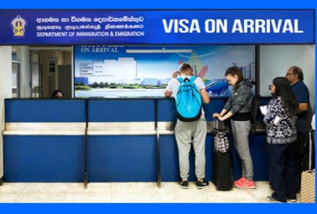 Fin temporaire de la délivrance du visa à l'arrivée au Sri-Lanka (photo: Shutterstock)