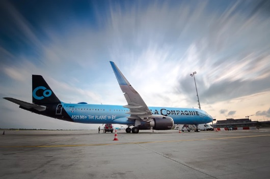 La Compagnie continuera à opérer ses vols normalement jusqu'au 18 mars inclus afin de permettre aux passagers français et américains dont le voyage est en cours de rentrer dans leur pays d'origine - DR