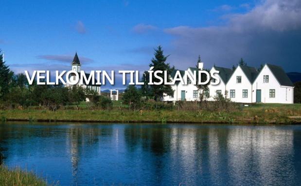 L'Islande a peu de points d'entrée et la plus faible densité de population d'Europe - DR