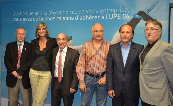 L'UPE 06 et l'ensemble des branches professionnelles souhaitent mettre en œuvre tous les moyens de droits pour sauvegarder l'existence du CRT Côte d'Azur  -DR