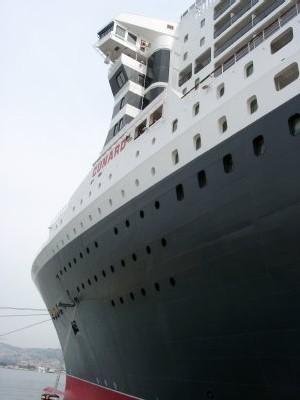 Queen Mary 2 : les ventes sont au rendez-vous