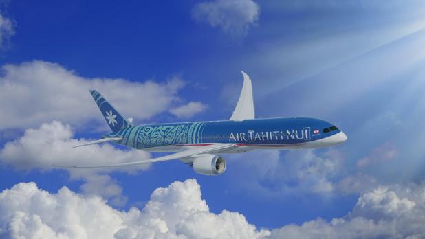 Le transporteur qui vole vers Papeete via Los Angeles a trouvé plusieurs plan B pour poursuivre son plan de vols - Photo DR
