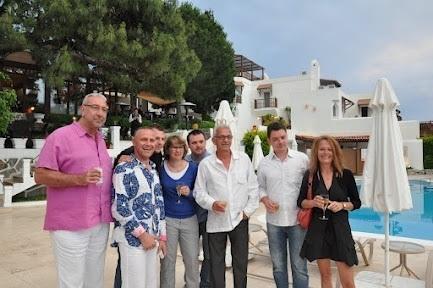 Les agents présents ont pu découvrir les hôtels de la production de Pacha Tours en Turquie - Photo DR