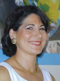 Martine Roussel, de la ''pêche'' et de la bonne humeur...