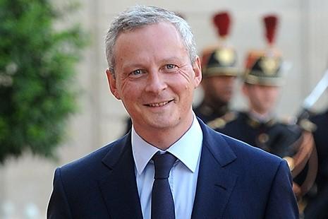 """Bruno Le Maire, ministre de l'Economie et des Finances, sera l'invité de l'émission """"C à Vous""""  /crédit photo DR"""