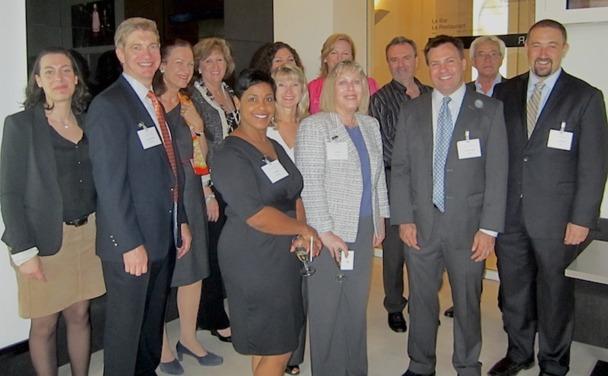 Les représentants des 11 états de Travel South USA sont venus à Paris convaincre les professionnels de mieux vendre leur territoire. DR