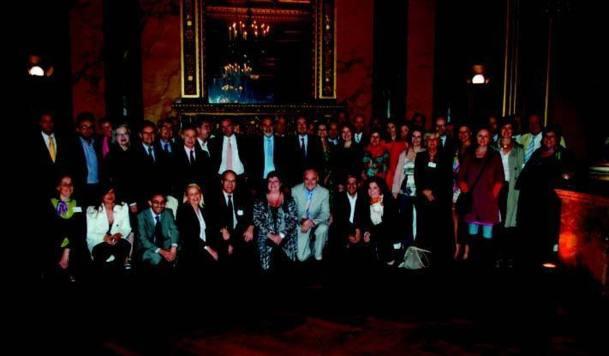 Les directeurs d'Atout France réunis en Seine-et-Marne