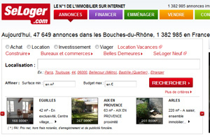Seloger.com rachète Vacances.com - Photo DR