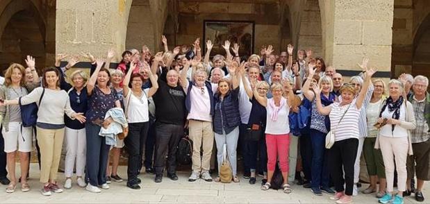 Les seniors du tourisme lors d'un voyage découverte en Cappadoce - DR