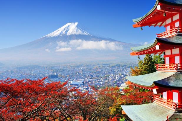 Le Japon a fermé ses frontières pour une durée indéterminée - DR : Depositphotos.com, sepavone