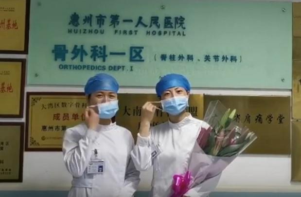 En Chine, l'épidémie se calme et les masques tombent - Crédit photo : Olivier Marchesin