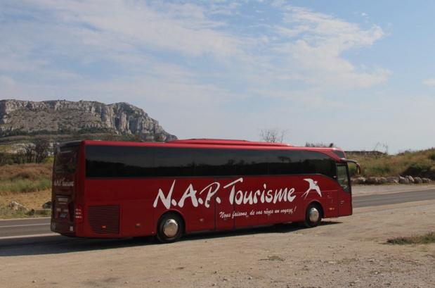 Depuis le 12 mars dernier et les premières mesures prises par le Gouvernement pour endiguer l'épidémie de coronavirus en France, l'activité de NAP Tourisme est à 95% à l'arrêt - DR : NAP Tourisme