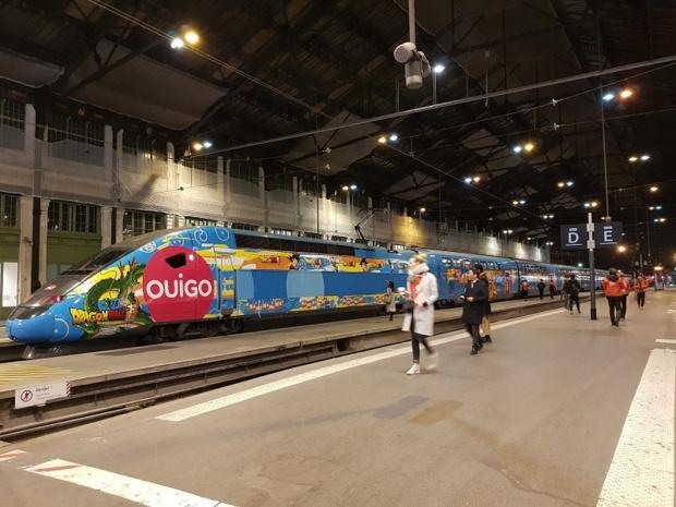 Si vous aviez un voyage prévu sur TGV Ouigo, vous serez remboursé automatiquement par re-crédit sur la carte bancaire ayant servi à l'achat de votre billet - DR : Ouigo