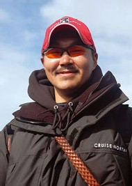 Bruce Qinuajuak, guide Inuit de Cruise North