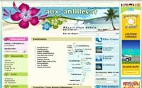 Nice : Webstore lance un site de réservation sur les Antilles