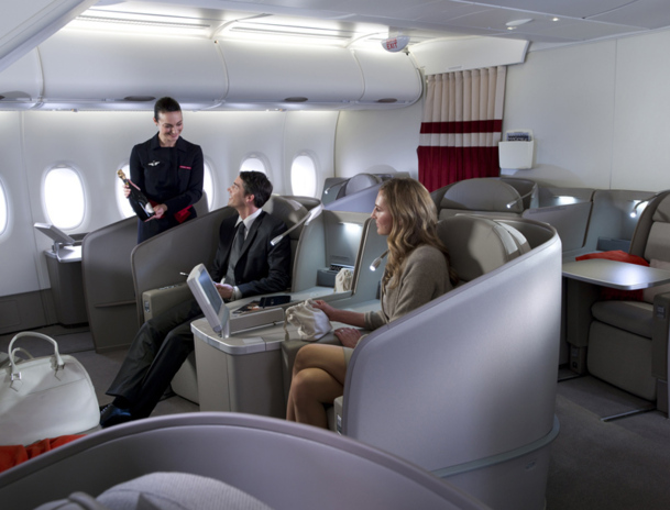 Air france les turbulences ne font que commencer for Interieur paris premiere