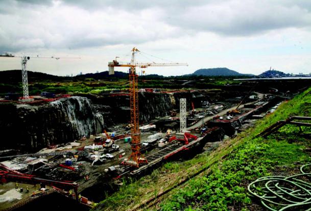 Le célèbre Canal du Panama fêtera ses 100 ans en août 2014, de quoi en faire un argument de vente  - DR