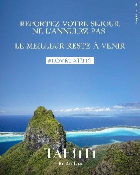 Tahiti Tourisme prépare un important plan de reprise (Vidéo)