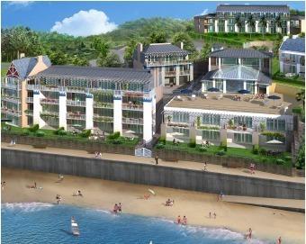 Pierre & Vacances ouvre une résidence à Douarnenez, en Bretagne - Capture d'écran CP P&V