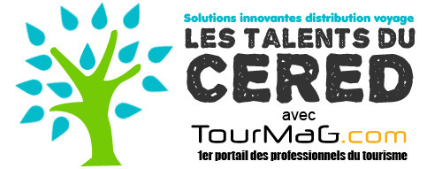 Le CERED lance en partenariat avec TourMaG.com la 1ère édition des Talents du CERED, dont le trophée sera remis à l'IFTM Top Resa en septembre.