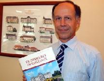 Pierre Traversac, président du groupe hôtelier Les Grandes Etapes Françaises
