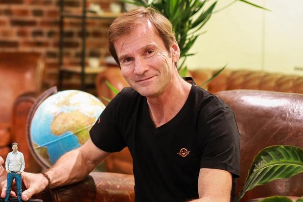 """Nicolas Brumelot demande au gouvernement une plus grande """"justice sociale et économique"""" face à IATA - DR"""