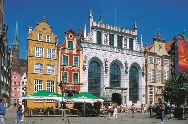 Gdansk-DR: Office de Tourisme de Pologne