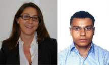 Audrey Eymard et Reynald Charles - photo DR