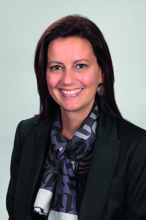 Virginie Ravella, la DRH de Park & Suites. DR