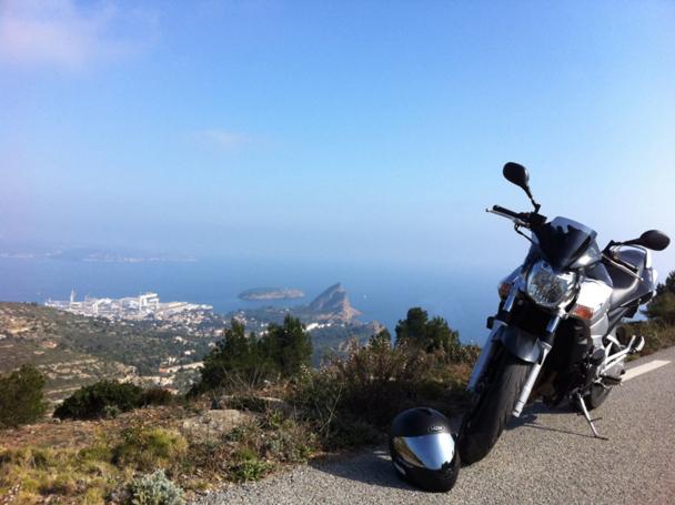 Les voyages à moto s'adressent à une clientèle de passionnés, au budget conséquent. De fidèles clients à conquérir pour les agences de voyages ? - DR : J.B.