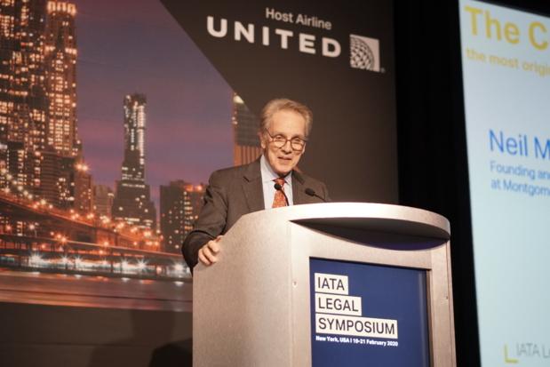 Symposium 2020 en Chine de l'IATA - DR : Iata